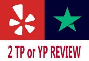 2 TrustPilot or YP Permanent Different IP Reviews for Your Business