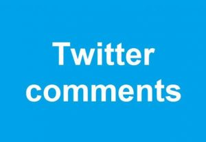 get 20 Real USA user twitter comments to your tweet