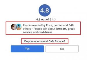 Give you 50 Positive USA Facebook Users To Recommends Your Review Fan Page