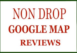 Non Drop 10 Google+ Map Reviews Instant