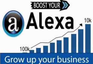 I will improve your Alexa rank to your new Business website