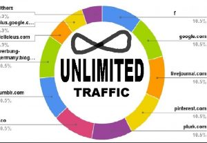 drive unlimited TARGET TRAFFIC to your website or link with live Statistics Analytics for $5