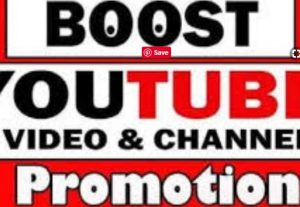 Real & Active Channel Promotion With LifeTimes Non-Drop Guaranteed for 7$