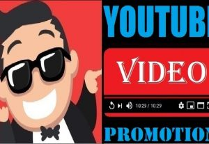 Start Instant YouTube Video Promotion for 6$