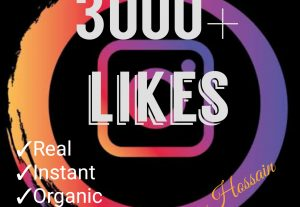 Promote your Instagram post with 3000+ likes at instant with HQ,Real, Non Drop and 100% Organic promotions.