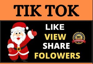 High-Quality TikTok Video and Account Promotion Package Fast Delivery for $8