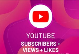 Get YouTube video Promotion with Perfect Campaign Likes to REAL Viewers, Good Retention, Non Drop / Refill service.