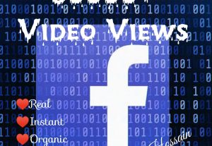 Promote your Facebook Post with 50000+ Video Views at Instant with High quality Promotions,Real and 100% Organic.