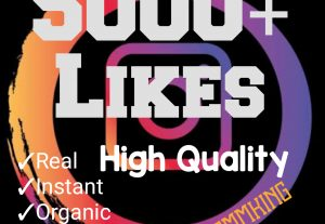 Promote your Instagram post with 5000+ likes at Instant with HQ, Real and Non Drop promotions!!