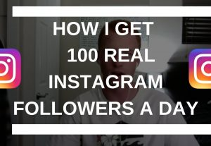 Get 100 Followers a Day on Instagram – {eBook}