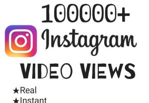 Enrich your Instagram post with 1,00,000+ Views at instant!!
