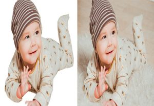 I will do Photoshop job with in time Background Removal Enhance color & Retouching