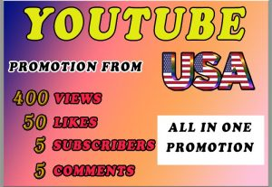 YOUTUBE All In One Promotion from USA for $4