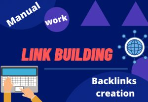 I will do follow backlinks white hat seo
