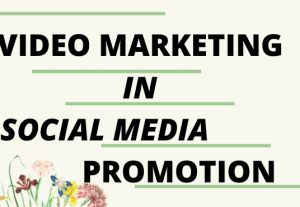 I will share your youtube video in social media marketing