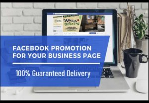 I will do viral organic facebook page promotion