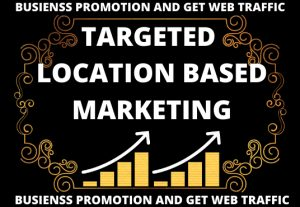 I can promote your targeted location based website traffic from classified ads