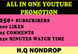 Youtube all in one promotion for $8