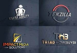⭐I will Design a modern Business logo for your company⭐
