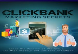 I will give you a clickbank marketing secrets course