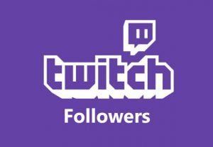 1000+ Follow your Twitch channel account