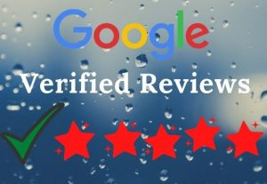 I will Provide 6 Permanent 5 Star Google review on your business website link