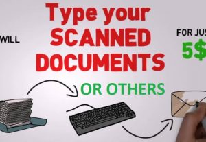 I will be converted your PDF files, Scan or any Images file to editable Word, Excel or PowerPoint (1000 Words)