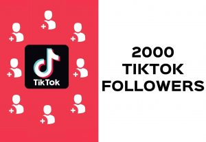 Add 2000 followers to your Tik Tok account in 48 hours
