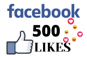 Get 500 facebook Post likes – Non-drop – Fast delivery- HQ