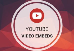 Embed your video on 100 High Authority Web 2.0 properties