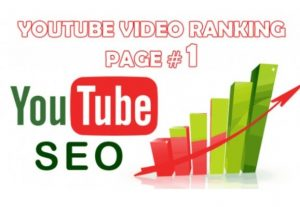 Boost your video to page 1 of YouTube