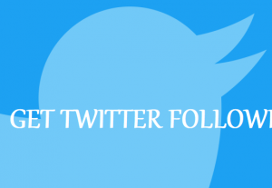 Give You 1000 Twitter Followers 100% Real & Non-Drop