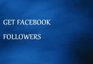 Get 3000 Followers For Your Facebook Profile