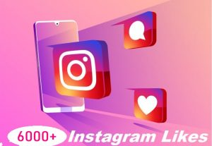 Give You 6000+ Instagram Likes Instant, Active User, Non-Drop