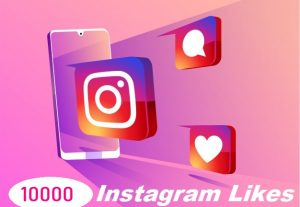 Give You 10000+ Instagram Likes Instant, Active User, Non-Drop
