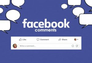 Give you 100 comments real & permanent Facebook comments in the English language