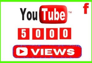 Get 5000+ YouTube Views with 100 Likes, Non-drop and Lifetime Permanent Views