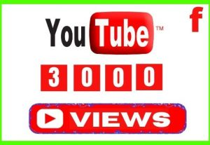 Get 3000+ YouTube Views with 100 Likes, Non-drop and Lifetime Permanent Views