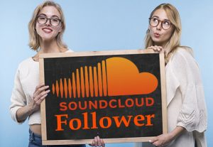 Get 2499+ SoundCloud Follower real acvtice and non drop and guranteed FOR 5$