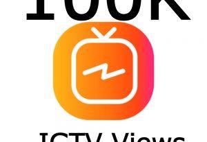 i will send you 100K IGTV Views INSTANT