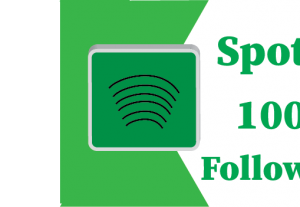 1000+ Spotify Followers,100% real and Lifetime Guaranteed
