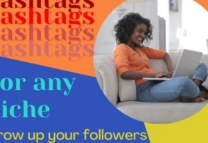 I will give 30 effective instagram hashtags for any niche