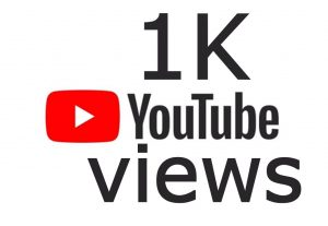 i will send you YouTube watchtime Views min 2 hours in 1K views