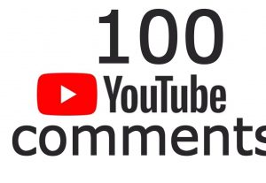 I will post real 100 Random USA comments to your YouTube videos