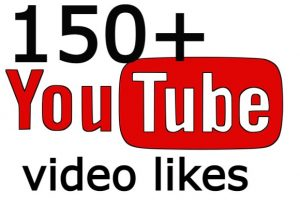Send you 150+ none drop YOUTUBE likes