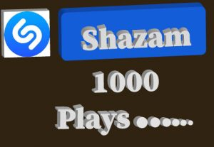 1000+ Shazam plays, Non drop and 100% real