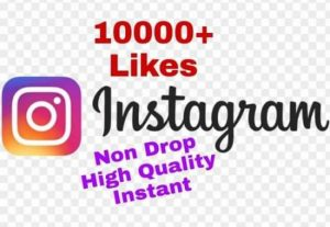 I will provide 10000+ Likes on Instagram!! Fast and HQ!!