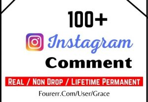 Get Instant 100+ Instagram Random English comments