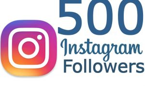 i will send you 500 instagram followers