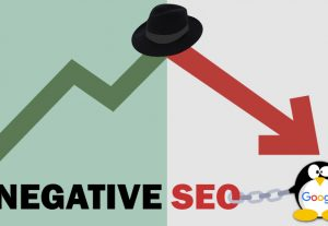 Crush your competitors with a Negative SEO attack